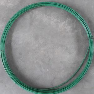 Pręt z włókna szklanego Φ 8mm/100mb ZIELONY